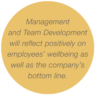 heckmann – Management and Team Development